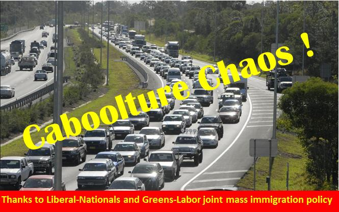 ICE crime gangs invading and destroying Caboolture – Australia First