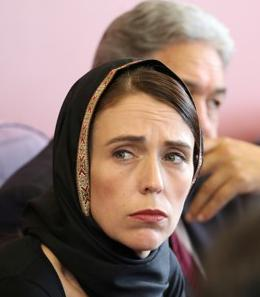 White Guilt Jacinda Ardern follows Erdoğan