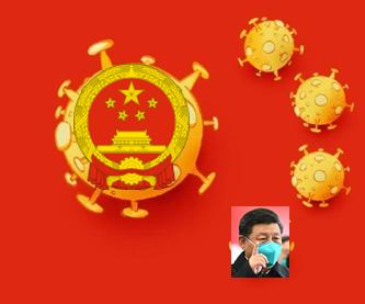 China Virus Invasion