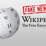 WIKIPEDIA CO-FOUNDER WARNS OF SOURCE'S LEFT-WING BIAS